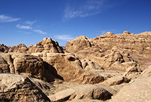 Istambul e os Nabateus e Mar Morto