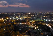 JERUSALÉM  &  JORDÂNIA