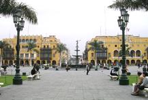 Lima E Cusco Tradicional