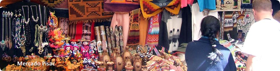 Viagens Culturais - Cusco - Mercado De Pisac Y Ollantaytambo