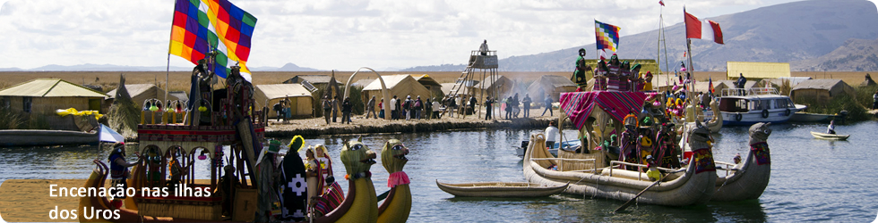 Viagens Culturais - Descobre o sul do Peru